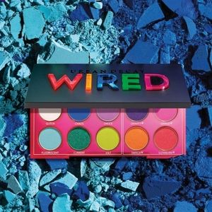 🖤COMING🖤Urban Decay Wired Eyeshadow Palette